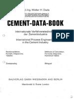 Duda Cement Data Book