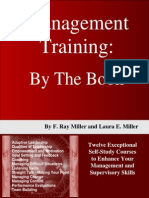 Management Training by the Book