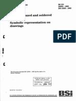 Bs en 22553 1995 Welded Brazed and Soldered Joints