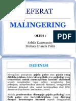 Referat Malingering.ppt