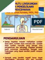 Pencemaran Dan Pengelolaan Lingkungan Printed