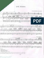 Ave Maria F. Schubert B-Dur