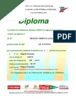 Diplomas Carrera Aguilar