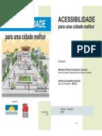 Cartilha Acessibilidade Para PDF