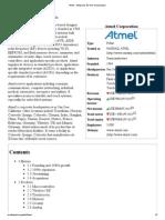 Atmel - Wikipedia, the free encyclopedia.pdf