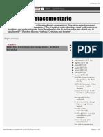 """Vista previa de """"Crítica y metacomentario- marzo 2011"""""""