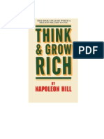 Motivation_Success - Napoleon Hill - Think and Grow Rich