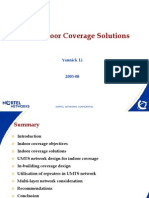UMTS_Indoor_Coverage_Solution.ppt