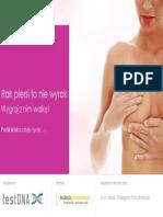 Rak Piersi - Diagnostyka, Profilaktyka, Leczenie