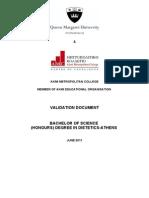AKMI Dietetic validation document_110713.doc
