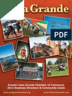 2013 Chamber Community Guide