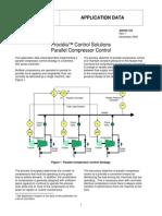 Siemence Compressor master Controller