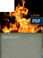 Fire Detection System 1808