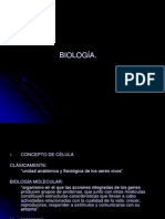 Tema 7. La Celula