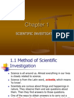 Chapter 1 Scientific Investigation.ppt