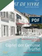 L'Art de Vivre - Magazin für Genuss & Lebensstil