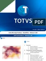 Setembro13 TOTVS Upgrade 2013 - Protheus - Controladoria