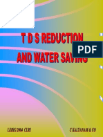 TDS Reduction and water saving.pdf