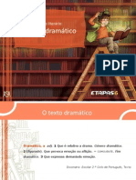 Power point - texto dramático