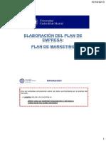 5_Plan de Marketing 2013