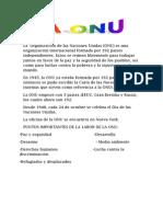 LA ONU (2)