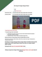 Harga Air Kangen Water Jepang, 0817808070.docx