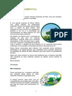 Introdução Educação Ambiental