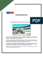Historia Hospital Dr Victor Rios Ruiz de Los Angeles