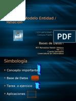 Bases de Datos I. Tema II. Modelo Entidad - Relación