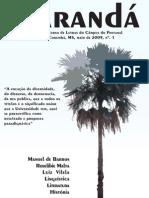 Revista Caranda_no1