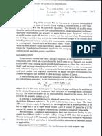 UDT Numerical Methods