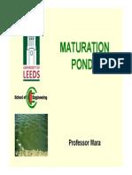 3e Maturation Ponds