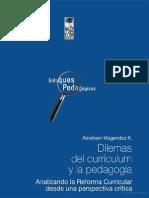 Dilemas del currículum y la pedagogía
