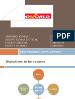 Case Analysis of Foodworld