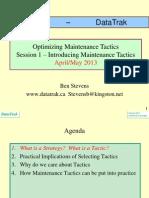 Octara April 2013-1 Optimizing Mtce Tactics.pdf