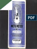 61061088 Metu Neter Volume 2 by Ra Un Amen Nefer SMALLER