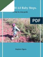 SpagoBI 4.0 Baby Steps