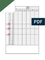 Format Data Lapangan Geolistrik