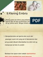 kloning embrio agama .pptx