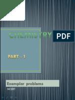 Examplar Problems Chemistry