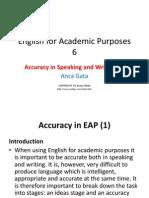 Gata Anca 8 Accuracy - 2.ppt