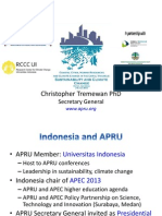 APRU, the role in education and policy in climate change- Chris Tremewan.pdf