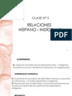 4  relaciones hispano indígenas