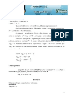 função logaritimica