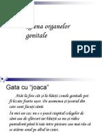 Igiena organelor genitale