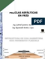 Mezcla Fria