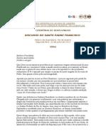 JMJ Francisco Discurso de Boas Vindas 22-07-2013