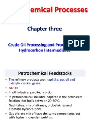 cracking ppt | Cracking (Chemistry) | Petrochemical