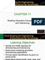 GD&T - Print Reading for Manufacturing