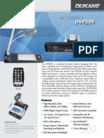 Dukane DVP509.pdf